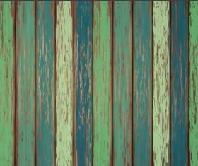 Old wooden floor textured background vector 01