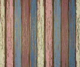 Old wooden floor textured background vector 10