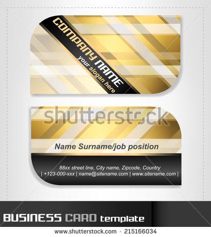 Rounded business cards template vector material 15 vector card rounded business cards template vector material 15 flashek Gallery
