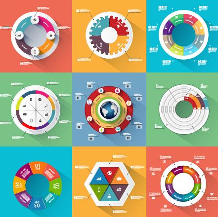 Business Infographic creative design 2784