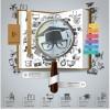 Business Infographic creative design 2838