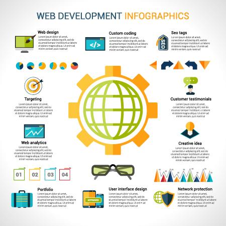 Business Infographic creative design 2879