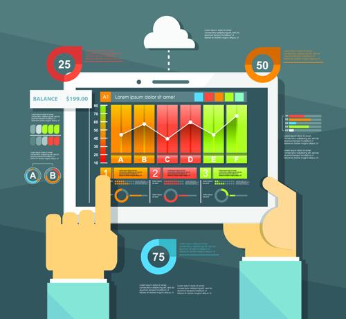 Business Infographic creative design 2910