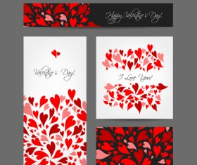 Creative hearts Valentines Day cards 02
