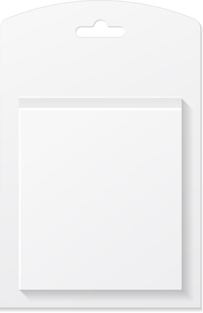 Creative package box template vectors set 16