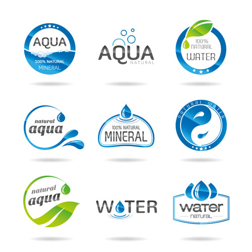 Pics For > Water Logo Design