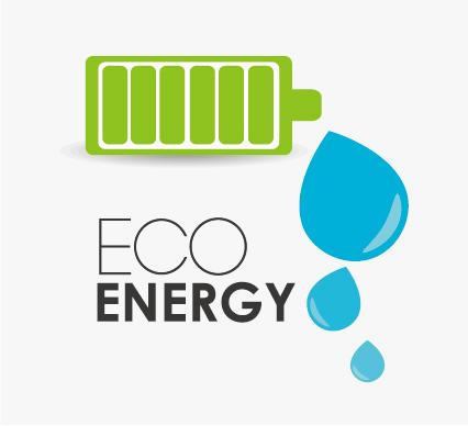 Eco energy logopond eco energy vector design template 09 imagesthai eltov e wallpaper - Auchan eco energie ...
