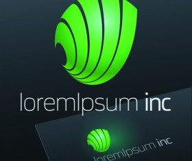 Exquisite business logos vector design elements 01
