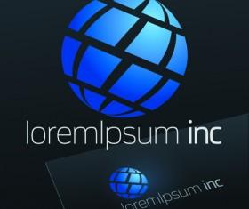Exquisite business logos vector design elements 04