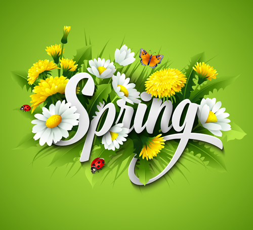 Refreshing spring flower backgrounds vector 05 free download refreshing spring flower backgrounds vector 05 mightylinksfo