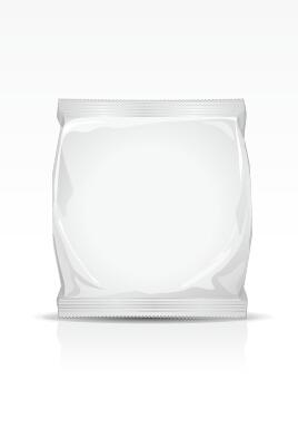 White package bag vectors 02