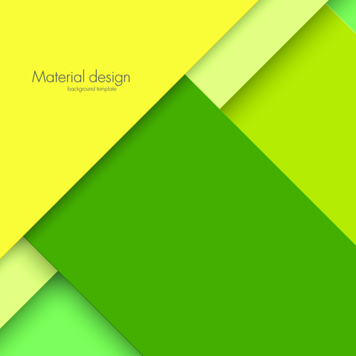 Colored modern material design vector background 05