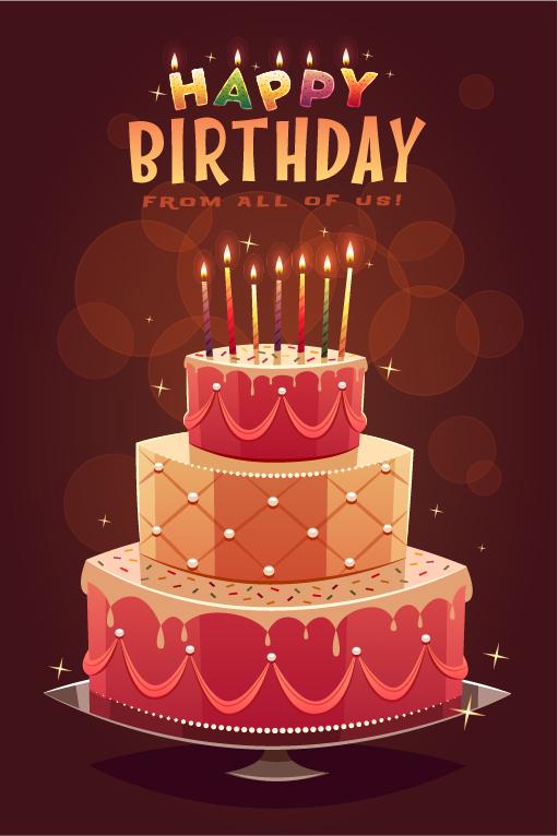 Happy Birthday! by Dragonfangz on deviantART |Creative Commons Birthday