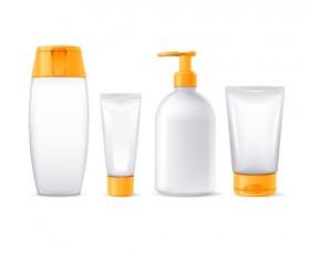 Summer cream protect lotion design vector 01