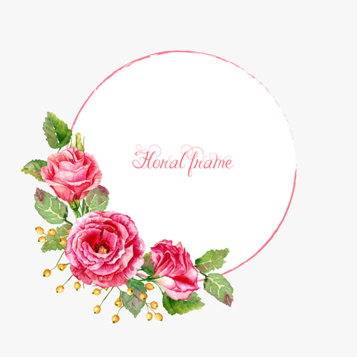 Beautiful pink flower vector art background 02 vector background beautiful pink flower vector art background 02 mightylinksfo Images