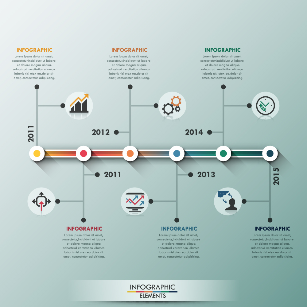 business infographic creative design 3085 free download