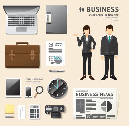 Business Infographic creative design 3156