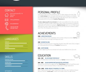 resume example cool resume templates for mac resume website free creative - Free Unique Resume Templates