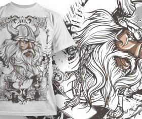 Fashion T-shirt design elements set vector 09