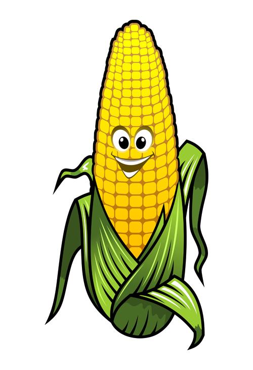 Corn Shirt Design