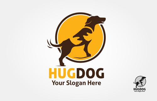 Dog Logo Vectors  Download Free Vector Art Stock