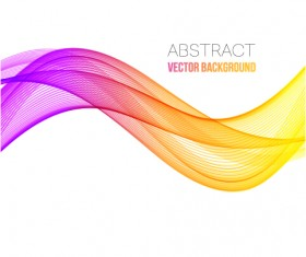Abstract silk cloth art background vector 03