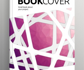 Brochure and book cover creative vector 01