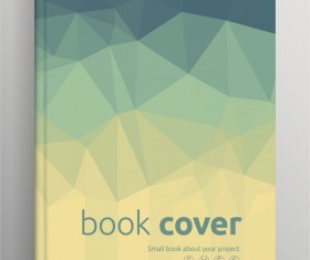 Brochure and book cover creative vector 07