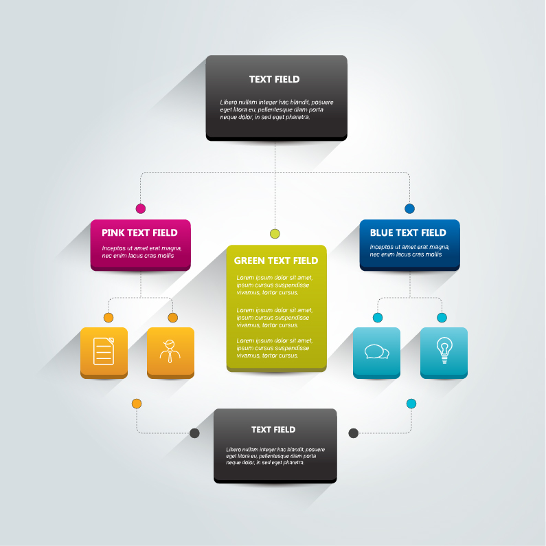 Business Infographic creative design 3215