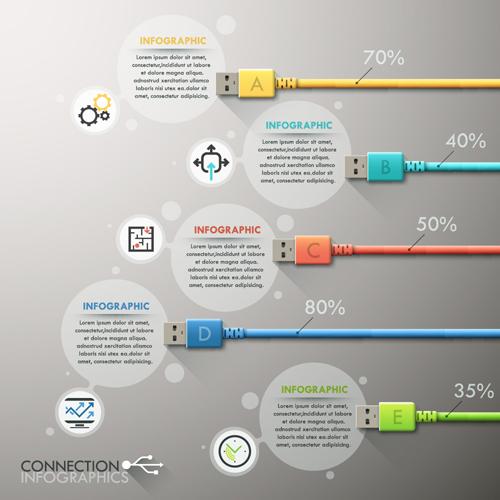 Business Infographic creative design 3259