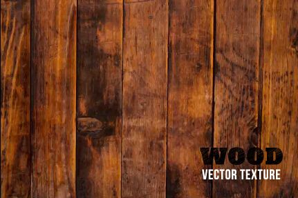 Old wooden texture art background vector set 10