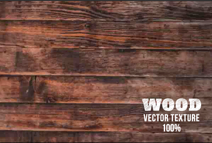 Old wooden texture art background vector set 24