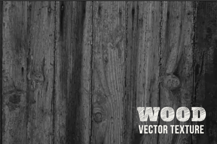 Old wooden texture art background vector set 30