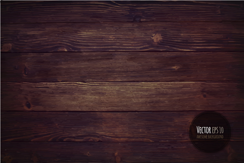 Old wooden textures backgrounds vector set 07