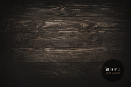 Old wooden textures backgrounds vector set 08