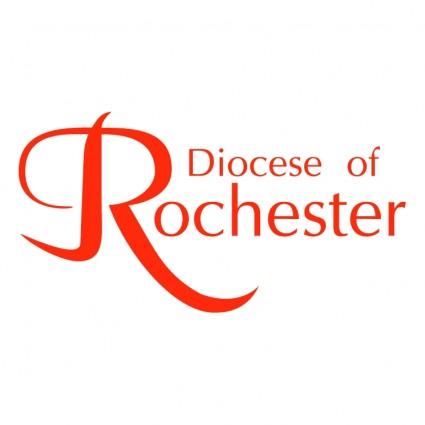 Diocese rochester logo vector 01