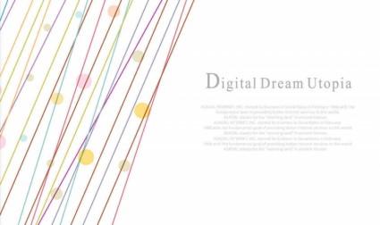 Refreshing vector design background