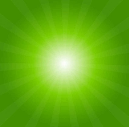 light burst abstract green background vector - Vector Background ...