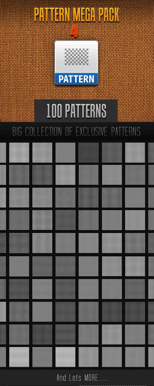 100 Mini Pattern set