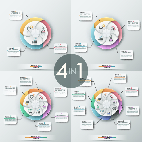 Business Infographic creative design 3460
