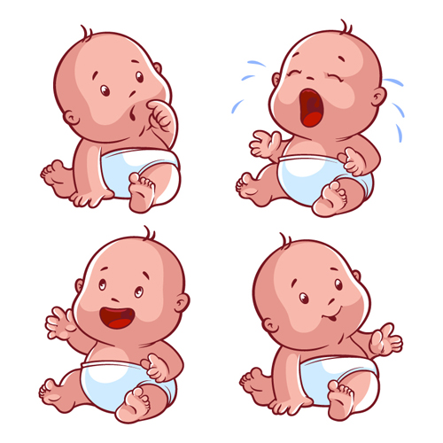 Cartoon baby cute design vector 01 vector cartoon free download cartoon baby cute design vector 01 voltagebd Image collections
