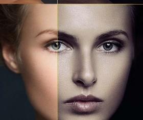 Dark HDR Effect Photoshop Action