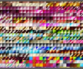 500 Kind Common Photoshop Gradients pack