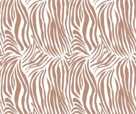 Animal fur texture seamless pattern vector 12