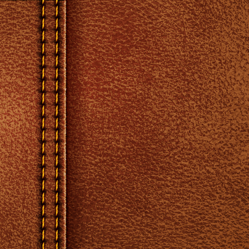 Brown Leather Background Vectors Vector Background Free