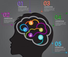 Business Infographic creative design 3519