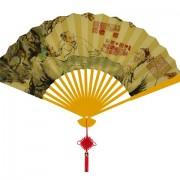 China styles fan psd graphics