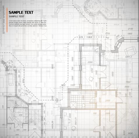 Creative architectural blueprint background vector 09 vector creative architectural blueprint background vector 09 malvernweather Gallery