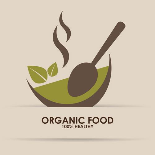 Free Organic Food Logo Design Pictures to pin on Pinterest