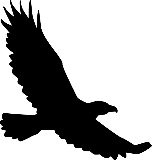 Eagle Silhouette Related Keywords & Suggestions - Eagle Silhouette ... Eagle Silhouette Vector